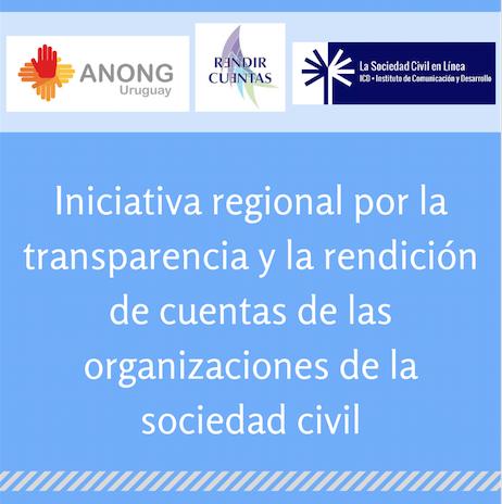 Rendición social de cuentas – Uruguay Ejercicio 2016